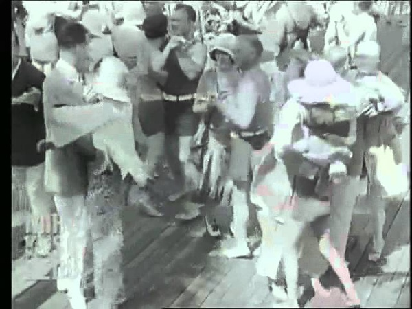 1930s Foxtrot - A Public Dance at a Resort