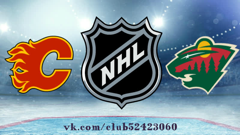 Calgary Flames vs Minnesota Wild | 15.12.2018 | NHL Regular Season 2018-2019