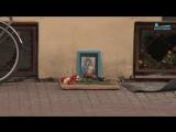 Возле антикафе на Измайловском, где погибли два человека, появился стихийный мемориал