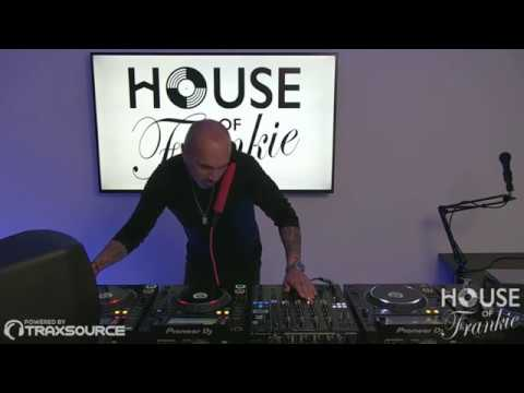 David Morales Live at House of Frankie HQ Milan