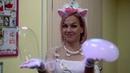 ШОУ мыльных пузырей в Студии праздников Оля-ля!