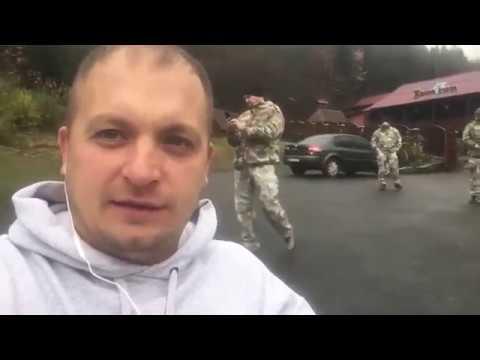 Дача Медведчука в Україні 28.10.2018.