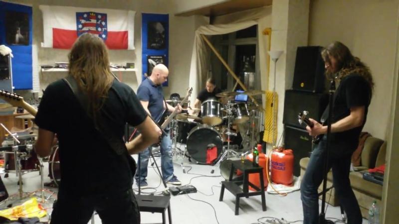Decembre Noir - Rehearsal part 1 (Party.San Open Air 2016)