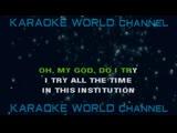 4 Non Blondes - Whats Up Z Karaoke