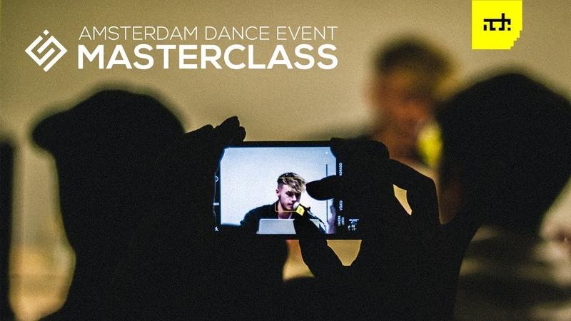 Ellis Masterclass at ADE 2018