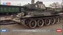 Минобороны Лаоса вернуло России 30 танков Т 34