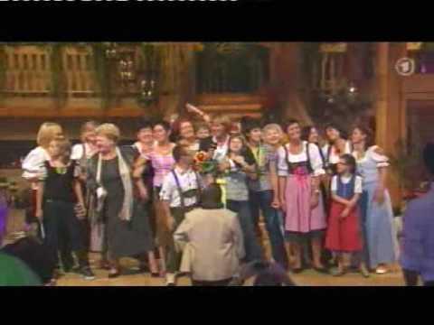 Hansi Hinterseer, Du Hast Mich Heut' Noch Nicht Geküsst - 2009