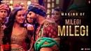 Making Of Milegi Milegi Video Song STREE Shraddha Kapoor Rajkummar Rao