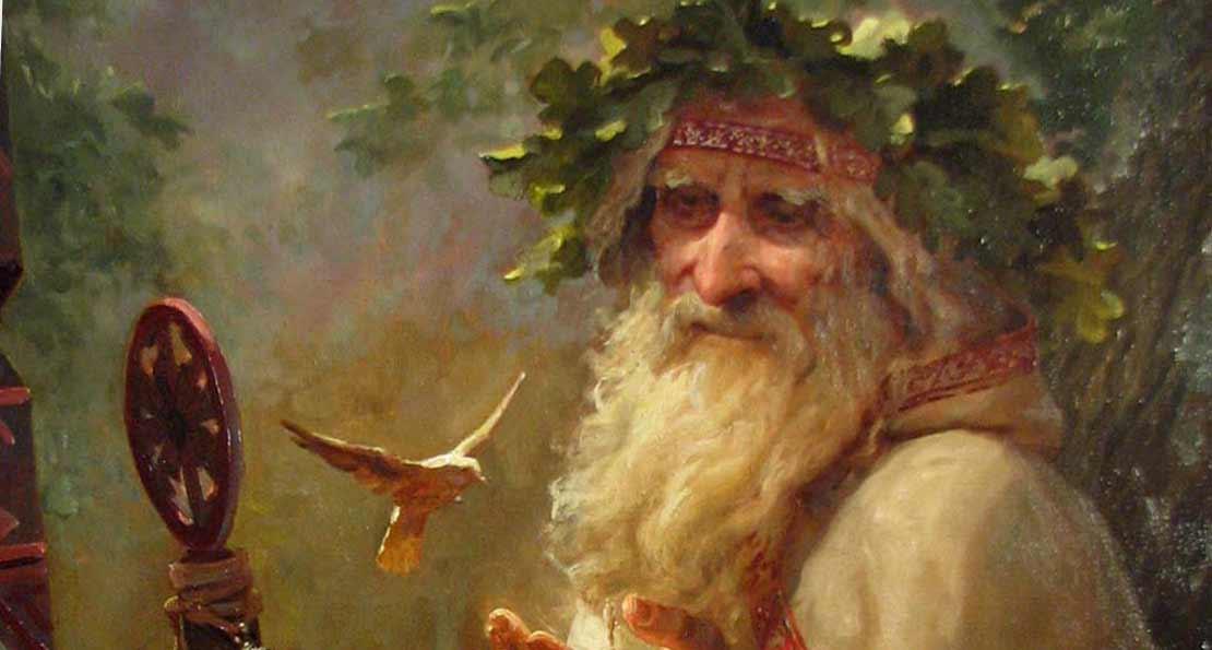 Древнерусский волхв