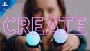 Dreams Creator Early Access Create Trailer PS4