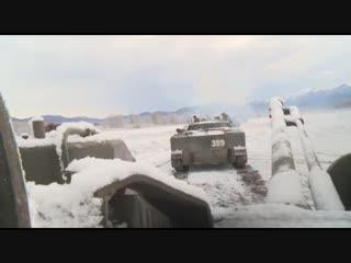 Тактические группы мотострелкового соединения ЮВО приступили к проведению полевых занятий по модульной системе обучения