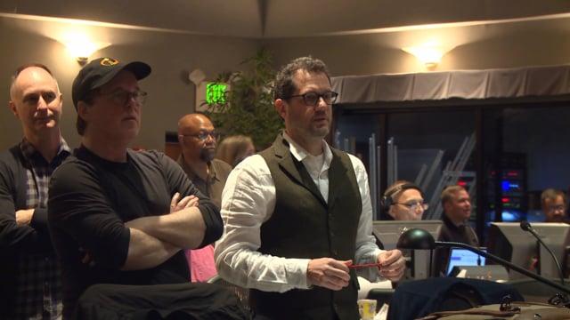 Michael Giacchino INCREDIBLES 2 (2018) (B-Roll footage) / Майкл Джаккино - Суперсемейка 2