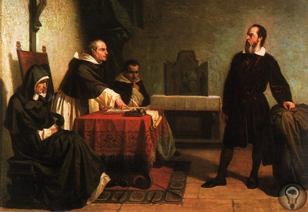 Галилео Галилей VS инквизиция