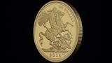 99.999 1 oz. Pure Gold Coin - The 1908 Sovereign