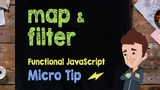 map &amp filter - Functional JavaScript - Supercharged Google Chrome Developers