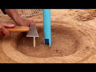 Best way to installed Parrot trap Using electric fan guard and blue pipe - Parrot trap technology[via torchbrowser.com]
