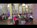 Гимнастическое шоу Монсеррат свадьба 02 06 18 Королевский номер
