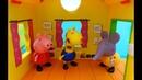 Peppa Pig Peppa e i suoi amici riparano La casa sull'albero Peppa gioca con i suoi amici