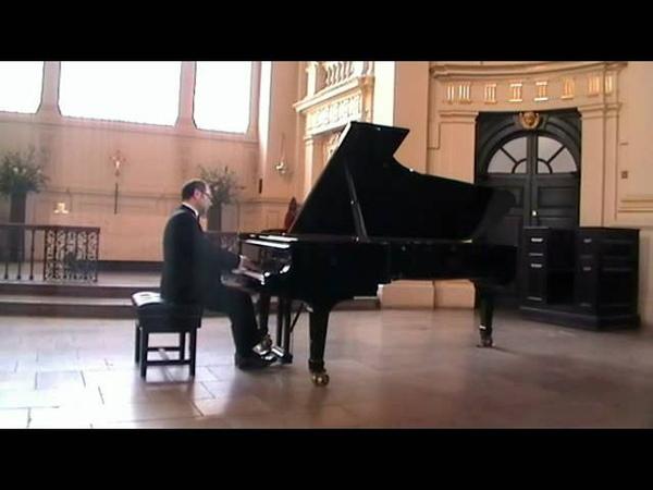 Ponce Romanza de Amor Vincenzo Delli Noci piano