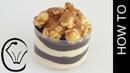 Chocolate Caramel Layered Verrine Dessert Cups by Cupcake Savvy's Kitchen