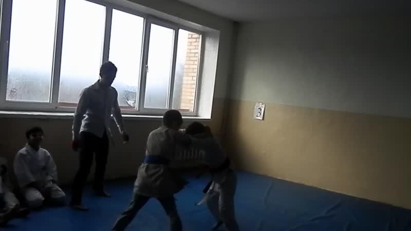 Зайцев Евгений джиу джитсу борьба 3 бой