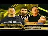 (WWE Mania) WrestleMania X Seven Shane McMahon vs Vince McMahon