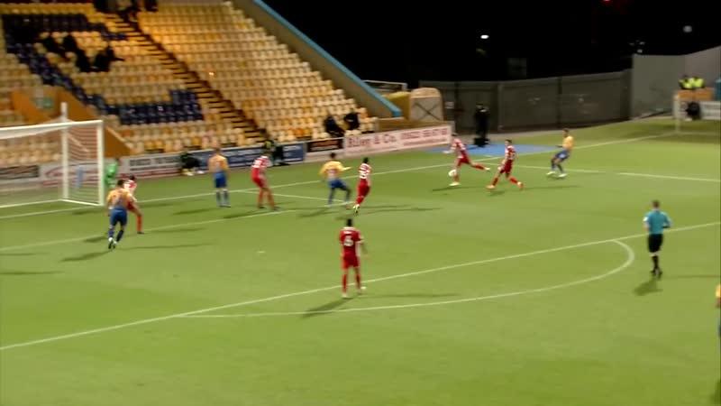 Мансфилд Таун 3-2 Сканторп Юнайтед (13.11.2018)