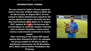 Shardul Thakur Indian Cricketer Biography With Detail