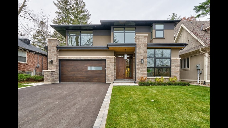 129 Cumberland Dr Mississauga Custom Built Modern Home For Sale By The Papousek Team