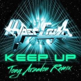 Hyper Crush альбом Keep Up
