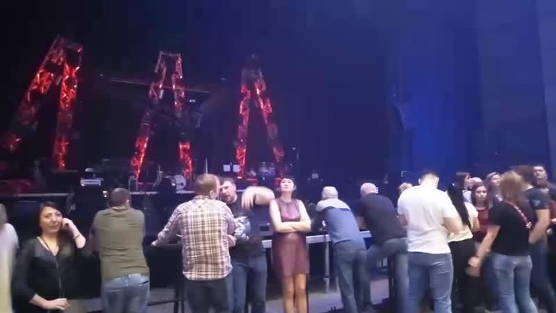 концерт Гарика Сукачева
