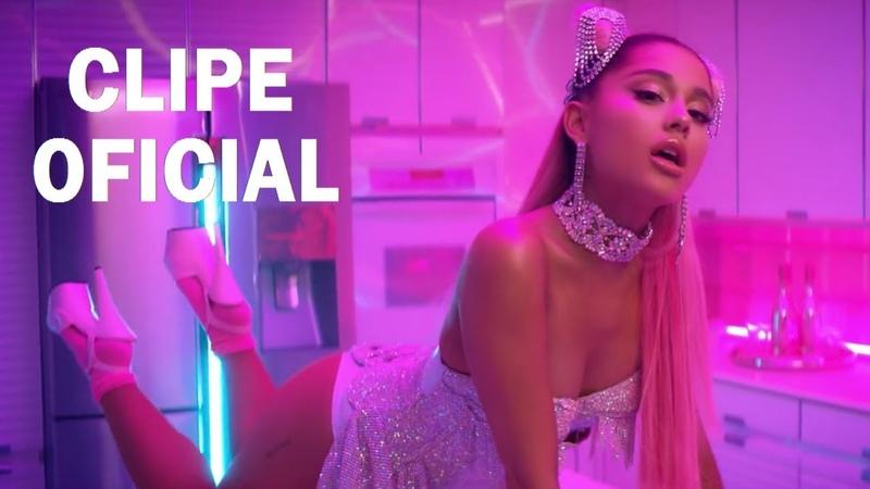 Ariana Grande - 7 rings (Legendado/Tradução PT-BR) Clipe Oficial