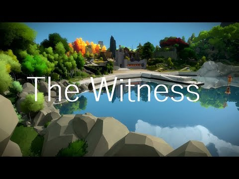 🔴 The Witness 1 | ГОЛОВОЛОМКИ | ШЕВЕЛИМ МОЗГ | СТРИМ 🔴