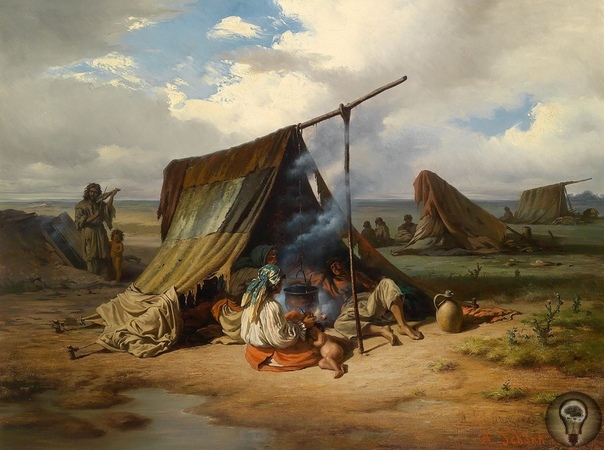 Цыгане: народ, пришедший из ниоткуда