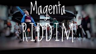 DJ Snake - Magenta Riddim   koutieba & Yana Mosokina Choreography
