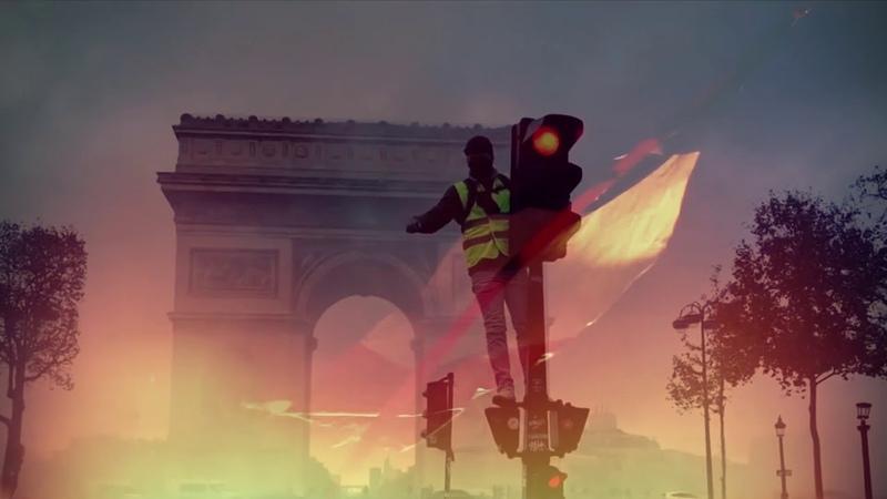Yellow Vest Revolution - Gilets Jaunes Révolution - Compilation/Music Video