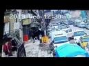 Видео момента взрыва бомбы у ресторана в Манбидже в Сирии Погибли американские солдаты