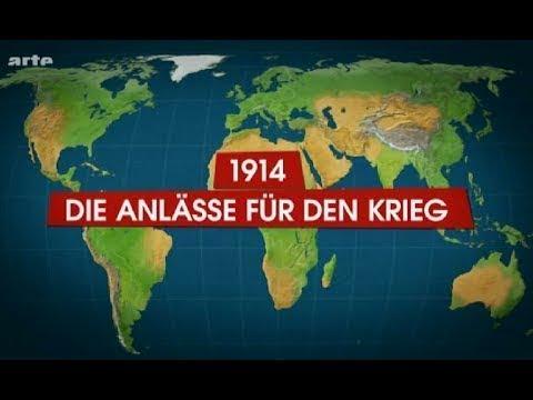 Mit offenen Karten: Ursachen des 1. Weltkrieg (1914-18)