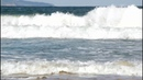 Волны на море Шум моря Футаж для видеомонтажа HD 1800p 2018
