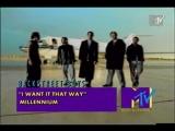 backstreet boys - i want it that way mtv