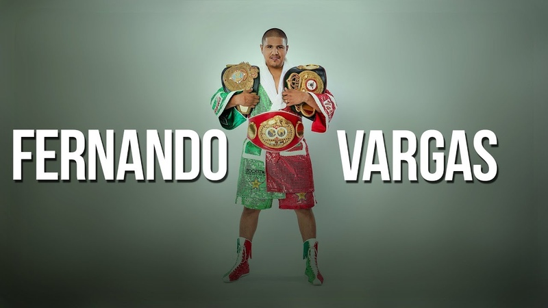 Fernando Vargas Highlights HD | Фернандо Варгас