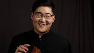 Midday Masterpieces Violinist Brian Hong NY 5 06 2019