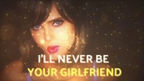 Tiffany Alvord - I'll Never Be Your Girlfriend (Lyric Video)