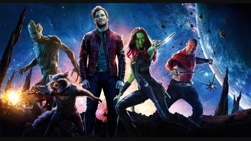 Guardians of Galaxy | Hooked On A Feeling
