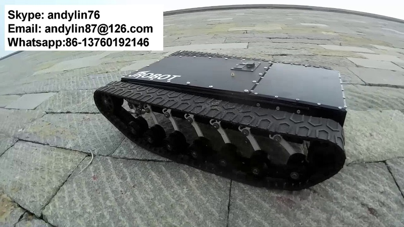 Tracked Robot chassis