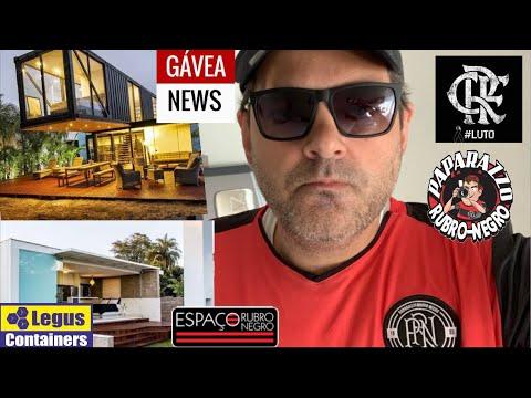 Flamengo emite nota sobre Contêiners! Querem destruir o Clube a todo custo! Últimas notícias!