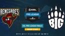 Renegades vs BIG ESL Pro League S8 Finals map3 de train Anishared