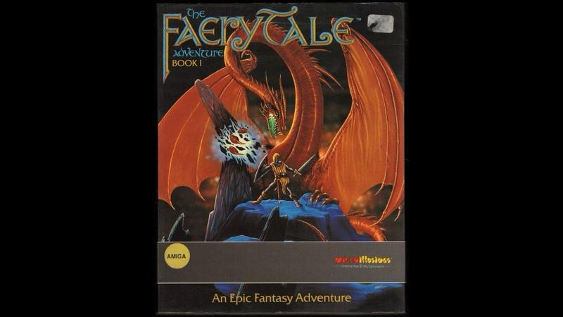 Old School Amiga The Faery Tale Adventure full ost soundtrack
