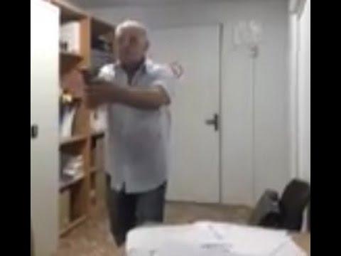 Крановщик расстрелял работодателя за невыплату зарплаты
