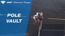 Katerini Stefanidi wins the pole vault competition in Shanghai - IAAF Diamond League 2019